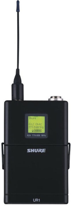 Shure UR1 frekvence 578 -638 MHz 2