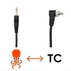 TC kabel Jack <-> Flash Synchro