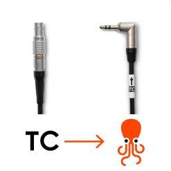 TC kabel Lemo 5-pin -> jack