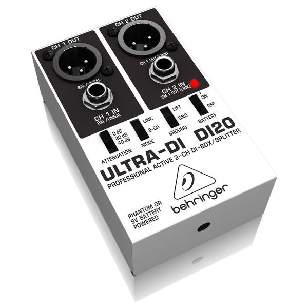 Behringer Ultra – DI DI20