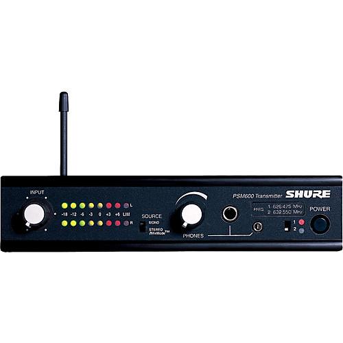 In ear Shure PSM 600