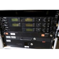 Shure sada 5 kanálů 740 – 780 MHz 2