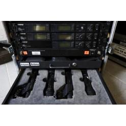 Shure sada 5 kanálů 740 – 780 MHz